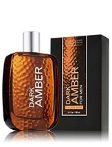 Bath & Body Works Dark Amber for Men Cologne Spray 3.4 oz / 100 ml  - $200.00