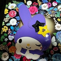 Anna Sui x My Melody Collaboration Multi Case Card Case Bag Charm From Japan New - $188.65