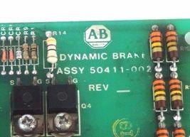 ALLEN BRADLEY 50411-002 DYNAMIC BRAKE BOARD 50411002 image 5