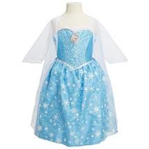 Disney Frozen Elsa Musical Light Up Little Girls Dress - $36.50