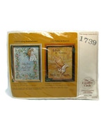 The Creative Circle 1979 Wedding Remembrance Needlepoint Kit NEW 1739  - $23.75