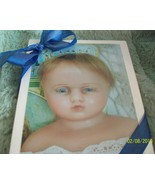 GIFT CARDS ANTIQUE WAX DOLL - $6.00