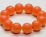 Gumball Bracelet 80's Retro Rave Club Candy Halloween Costume Accessory 4 COLORS