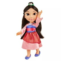 "Disney Princess MULAN 14"" Doll Officially Licensed NIB/Sealed - $29.99"