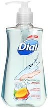 Dial Liquid Hand Soap, Coconut Water & Mango, 7.5 Fluid Ounces - $6.22