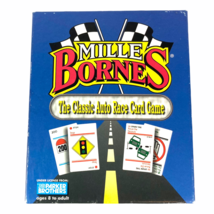 Milles Bornes Card Game Parker Brothers The Classic Auto Race Ages 8+ Co... - $28.01