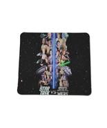 Star Trek vs Star Wars USS Enterprise Death Star NEW LOCK EDGE  Mouse Pa... - $9.47