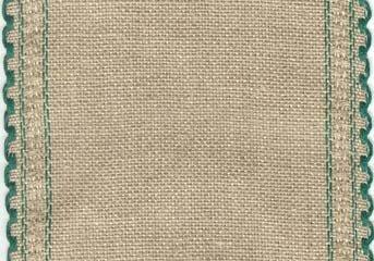 727336 natl brown green border