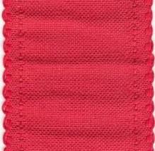 72739 red scalloped border thumb200