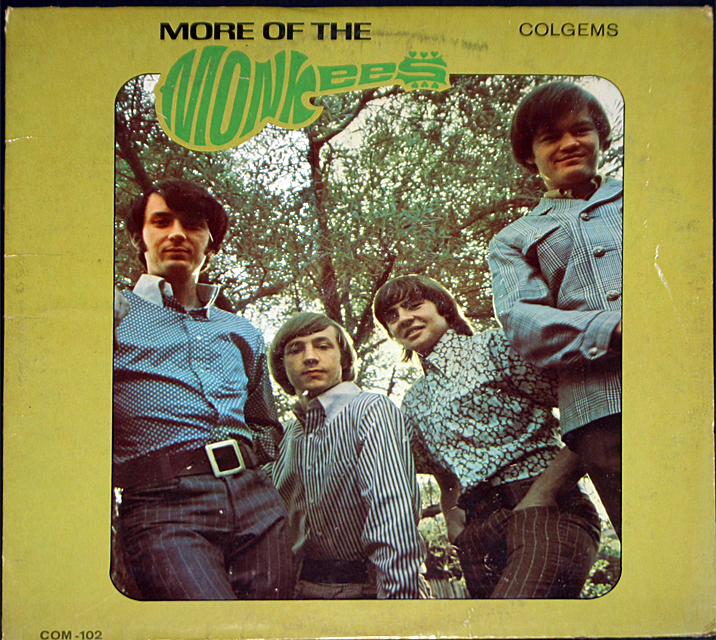 Monkees  more of   cover