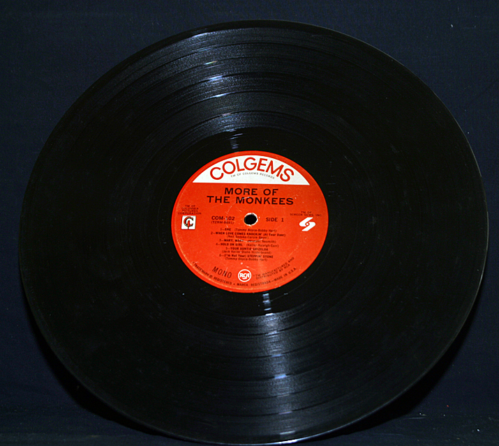 """Monkees """"More of the""""   LP"""