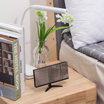 Alarm Clock - Frameless Mirror Time Date Temperature Touch Control Digit... - $36.53