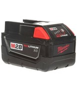 Milwaukee Battery Pack Extended Capacity 28V Lithium-Ion Onboard Fuel Gauge - $178.49