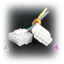 WA06 Controller Connection Wiring (to WA01 CTE controller) mobility scooter part - $9.00