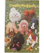 Annie's 7 Pedigree Canine Friends Crochet Pattern Booklet - $31.00