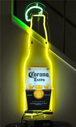 Corona Bottle Beer Bar Club Neon Light Sign 18 Quot X 14 Quot Neon