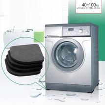4pcs Washing Machine Anti Shock Pads Silence Cotton Non-slip Mat - $7.11