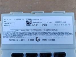 MINI Cooper F55 F56 Interior Body Control Fuse Module Unit BCM BDC-LR01 8795008 image 2
