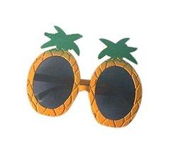 Children Hair Accessories Sunglasses Bear Style Hairpins and Hair Circle, Yellow