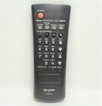 Sharp G0938CESA Factory Original TV Remote 13EM100, 13EM150, 19EM100,19EM100R - $9.99
