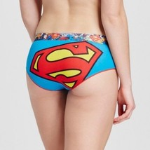 SUPERMAN Themed Ladies Women's Panties Underwear Medium 8-10 NEW - $12.99