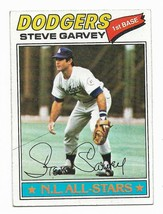 1977 Topps #400 Steve Garvey, Los Angeles Dodgers - $2.65