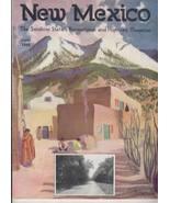1932 JUNE  NEW MEXICO MAGAZINE    BOX CANYON BEAUTIES - $319.76