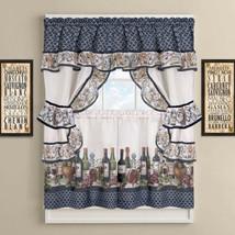 """Chateau Kitchen Curtain Cottage Set 24""""L x 56""""W - $17.09"""