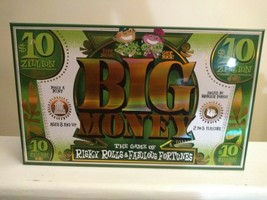 Big Money The Game of Risky Rolls & Fabulous Fortunes Brand New Sealed - $18.78