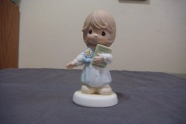 NEW Precious Moments Blessed Are They Who Serve #113963 - $15.35