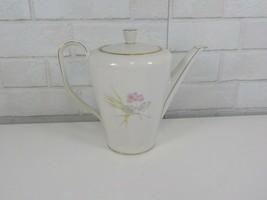 Vintage Rosenthal Parisian Spring White, COFFEE POT, 7 Cup - $19.95