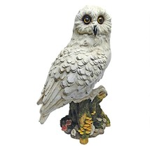 Mystical White Owl Statue - $47.74