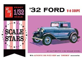 AMT 1:32 Scale 1932 Ford Scale Stars - 1181 - $25.00