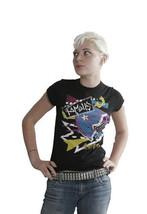 Famous Stars & Straps Black Taka Punk Travis Barker Juniors Tee Size: Small image 2