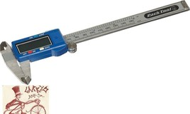 PARK TOOL DC-1 DIGITAL CALIPER BIKE BICYCLE TOOL - $60.95
