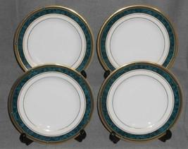 1990 Set (4) Royal Doulton BILTMORE PATTERN Dessert/B&B Plates ENGLAND - $69.29