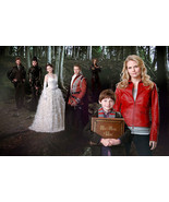 Once Upon A Time Cast Picture 4x6 - $5.00