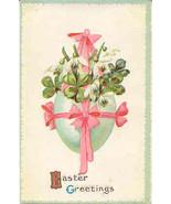 Easter Greetings Vintage Post Card - £3.82 GBP