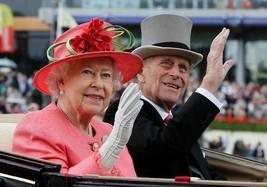 Quenn Eilzbeth & Phil  5x7 The Diamond Jubilee - £5.18 GBP