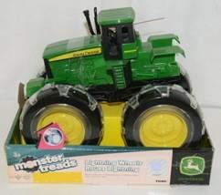 John Deere LP53324 Monster Treads Lightning Wheels Tractor image 1