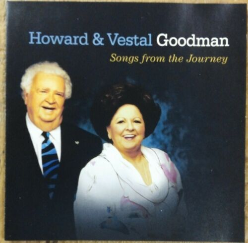 Primary image for Songs From The Journey by Howard & Vestal Goodman (CD 2009) Happy~Greatest Hits