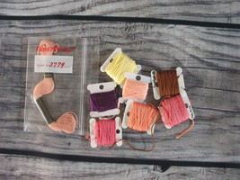Needlepoint Embroidery Thread Lot of 8 - $3.96