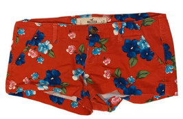 Hollister Floral Shorts Size 1 W25 - $15.00