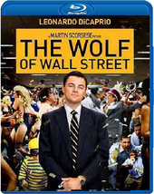 The Wolf of Wall Street (Blu-ray + DVD, 2014)