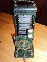 Kodak No. 1A  Pocket Folding Camera Green - $167.37