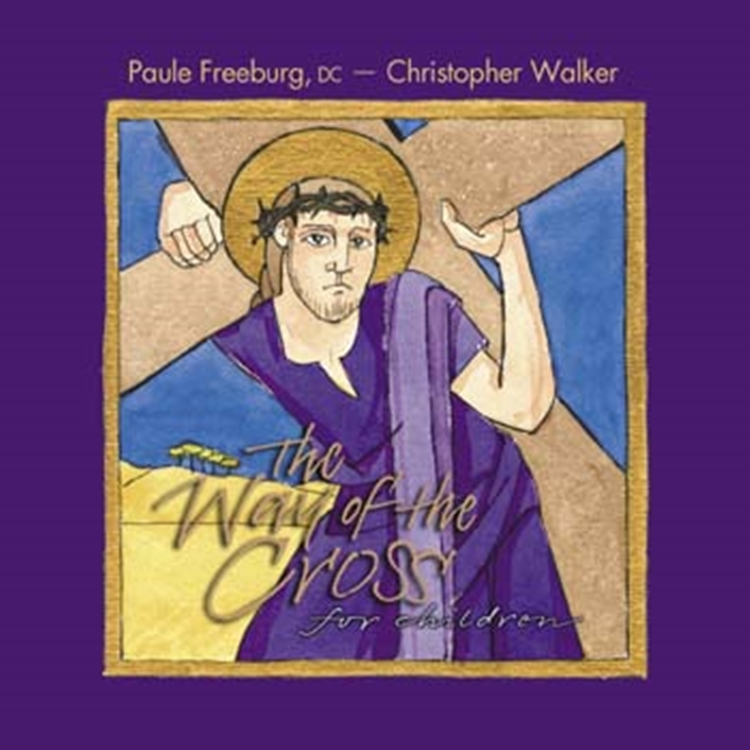 The way of the cross for children  cd  12077