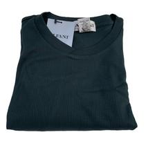 Alfani Men's Dark Green Jade Short Sleeve T-shirts  Sixe XL NEW NWT - $10.00