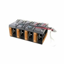 RBC25 UPS Computer Power Backup System Complete Replacement Battery Kit - $74.43
