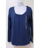 Charter Club Women's Long Sleeve Top Size Medium - $9.50