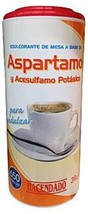 Quality Aspartame Sweetener 650 Tablets Sugar Substitute Diabetic Spices - $13.99